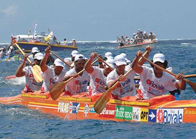 Championnat du monde de VAA – Moorea & Bora Bora