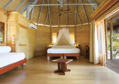 Bungalow © Tikehau Pearl Beach Resort & SPA