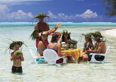 © Greg LeBacon Tahiti Tourisme