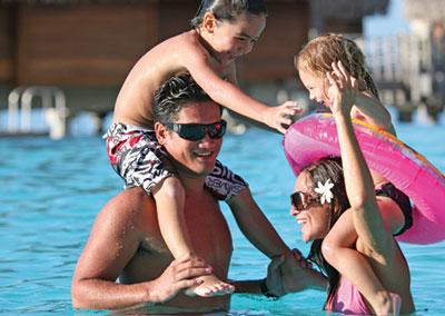Vacances en famille à Tahiti et Moorea