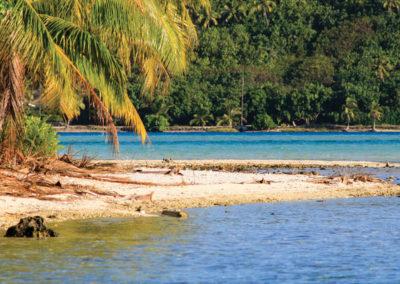 Pointe Paeao de Maupiti ©Zoltan Lengyel