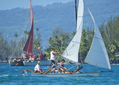 Pirogue - © Tahiti Tourisme