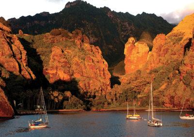 Baie des Vierges - Fatu Hiva - Iles des Marquises