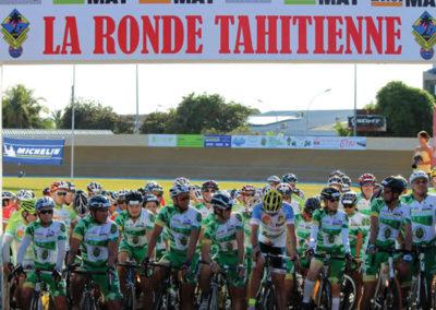 Course © La Ronde Tahitienne