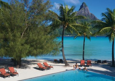 © Hôtel InterContinental Bora Bora Resort & Thalasso Spa