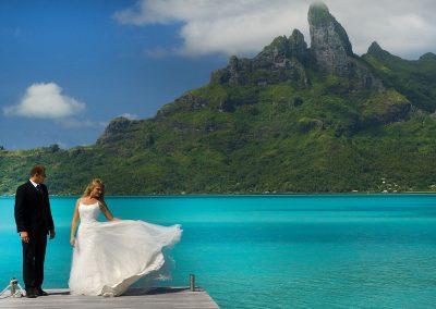 © St Regis Bora Bora -  Danee Hazama