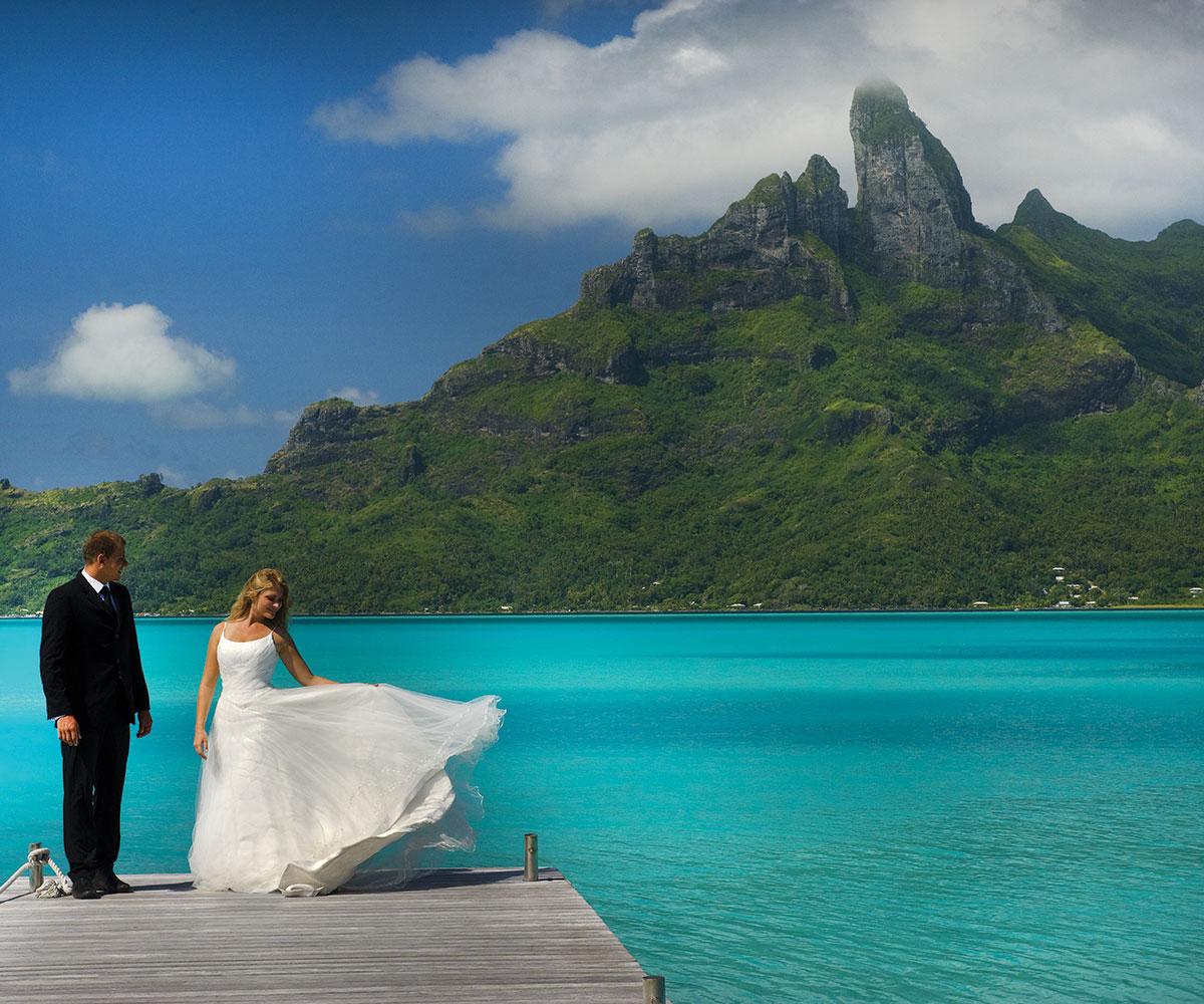 Mariez-vous En Polynésie Avec E