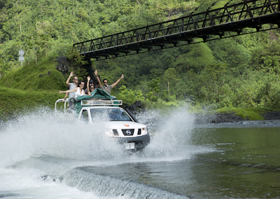 Tahiti 4WD Safari – One of the Best 4WD Excursion