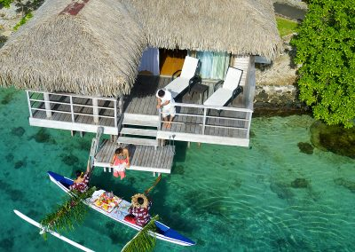 © Intercontinental Moorea Resort & Spa