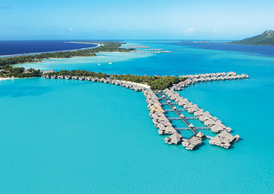 Lights, Camera, Action! Luxury Collection – Bora Bora