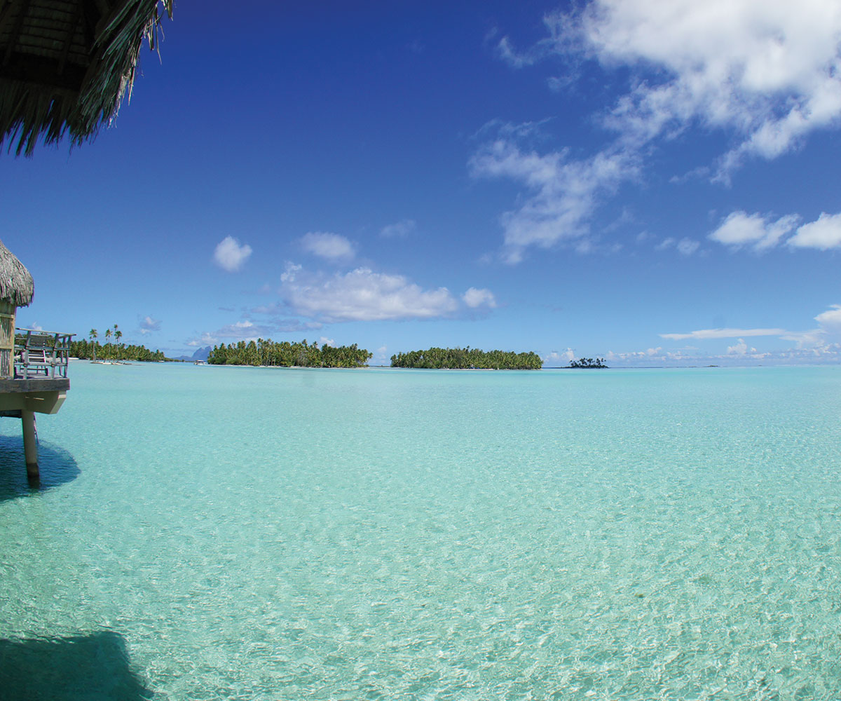 Island Resort: An Exquisite Relais & Chateaux In Tahaa