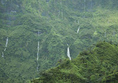 Cascades à Tahiti © Tahiti Tourisme