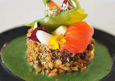 Dîner Gastronomique au restaurant le Coco's à Tahiti