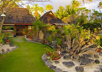 Pension Tokerau Village