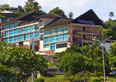 © Airport Tahiti Motel