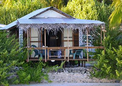 Pension Vaiama Village