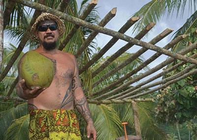 Ma vie polynésienne à Moorea