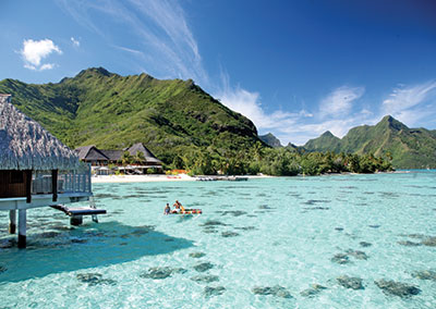 Escape to Hilton Moorea Resort & Spa