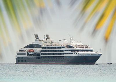 Séjour grand luxe à bord du somptueux «Le Boréal»