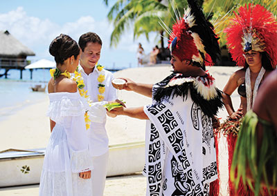 Arii Oi Ceremony by Hilton Moorea Resort & Spa