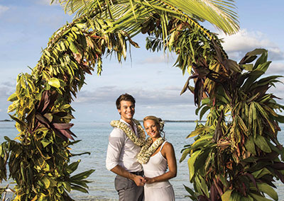 Polynesian Ceremony by Le Tahaa Island Resort & Spa