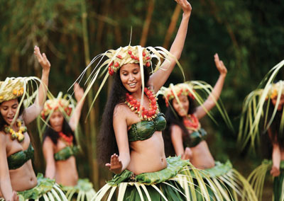 Traditional Tahitian dances – cultural survivors