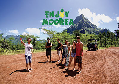 Enjoy Moorea