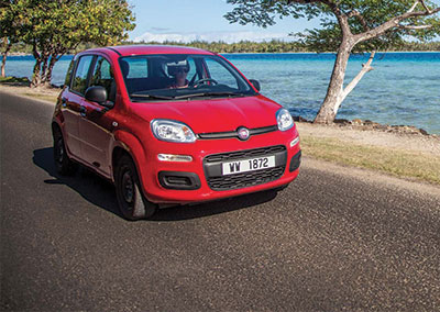 Car rental in Raiatea