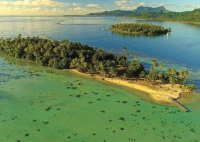 © Villa Ixora Raiatea Uturoa - e-Tahiti Travel