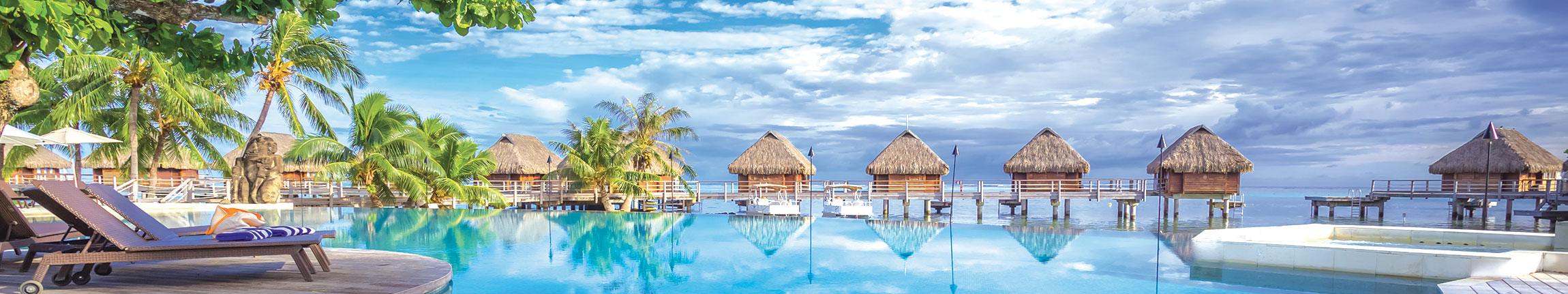 Flight From Auckland Hotel Moorea Holidays E Tahiti