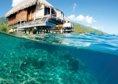 © Manava Pearl Beach Resort & Spa Moorea