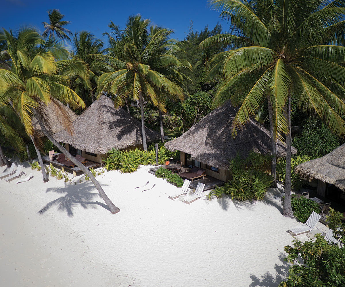 Tahiti Accommodation Over Water Bungalows: Last Minute Deal! 40% Off At Intercontinental Bora Bora