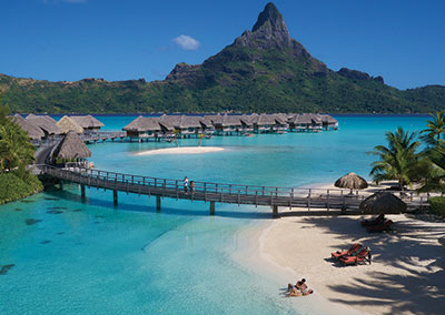 Bora Bora Overwater Bliss Stay at the InterContinental Bora Bora Resort Thalasso Spa and Save 25%