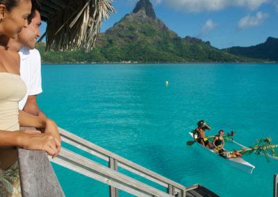 Estancia de Gran Lujo : 3 Islas y 1 atolon