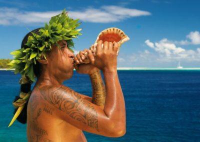 Descubrimiento de Tahiti y sus Islas en casas de huéspedes