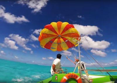 @ Bora Bora Parasailing