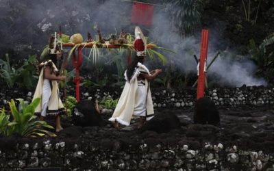 The mysterious «tahu'a», Polynesian priests