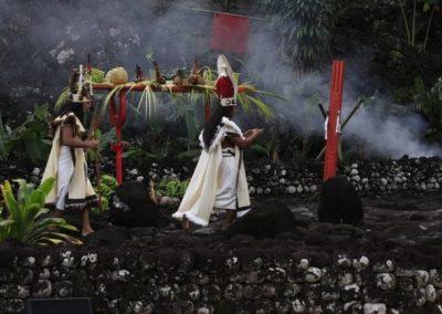 Les mystérieux « tahu'a », prêtres polynésiens