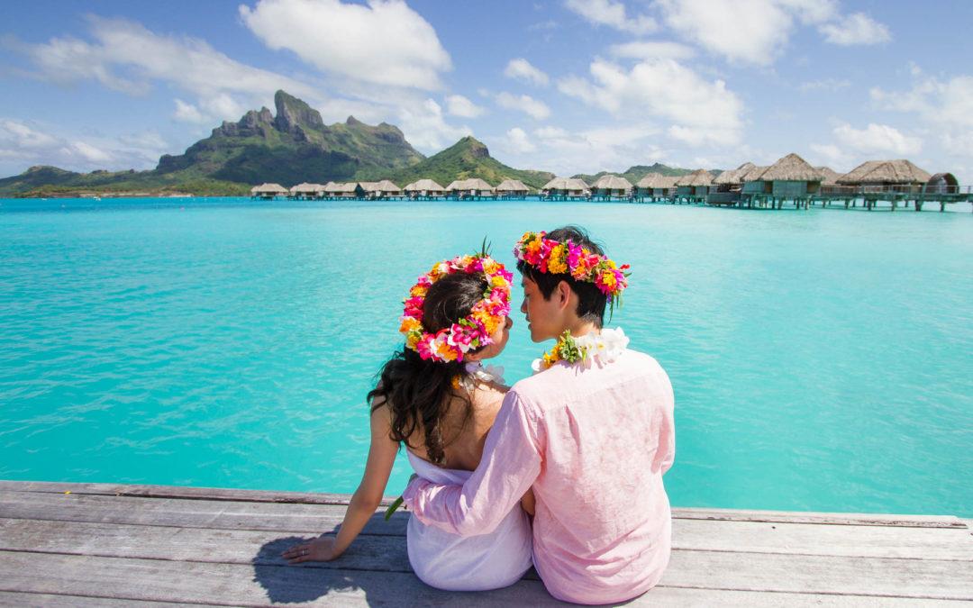 Viaje para los enamorados a Tahiti y sus islas