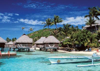 Votre hiver sous le soleil de Tahiti & ses Iles!