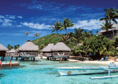 @ Hotel Matai Bora Bora