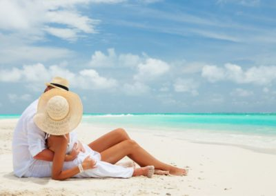 ¡Celebre su amor en la isla y el atolón!