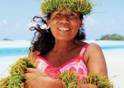 Encuentro con la cultura polinesia