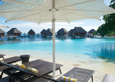 Flight + Hotel: Moorea vacation package