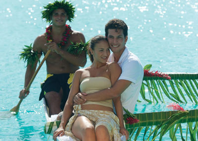 Winter Escape: Get 2 free nights at Intercontinental Moorea