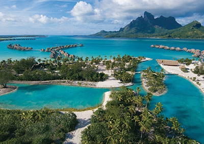 Bora Bora Overwater Elegance by Four Seasons