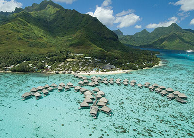 Luxury getaway to Moorea with Hilton