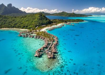 @ Hotel Hilton Bora Bora