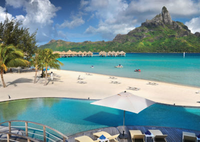 Best Winter Getaway Featuring Le Meridien Bora Bora !