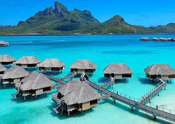 Flight + Hotel: luxury overwater romance in Bora Bora